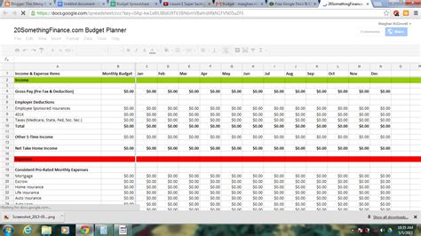 How To Set Up Spreadsheet In Excel by How To Set Up A Budget Spreadsheet In Excel Buff
