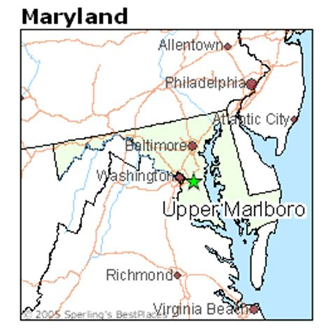 zip code map upper marlboro md best places to live in upper marlboro maryland