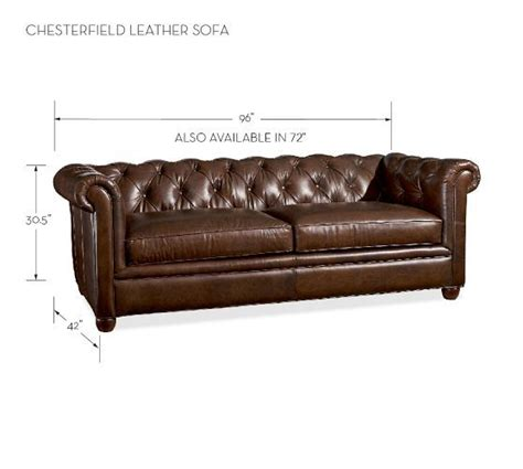 Pottery Barn Chesterfield Sofa Chesterfield Leather Sofa Pottery Barn Library Lounge Cave