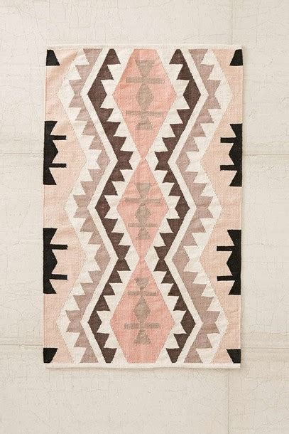 tribal pattern carpet home accessory carpet rug aztec peach tribal pattern