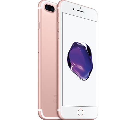 buy apple iphone   rose gold  gb  delivery currys