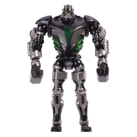 film robot zeus review real steel movie action figures from jakks