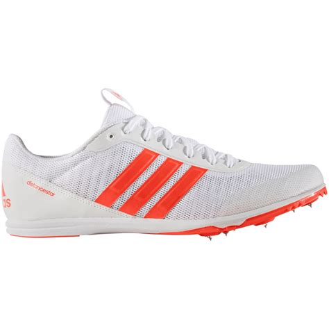 wiggle adidas distancestar shoes spiked running shoes