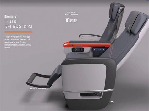 singapore airlines legroom seats 10 things airlines are doing to make flying coach more