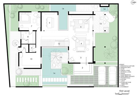 Central Courtyard House Plans by Home Architecture Small House Plans With Interior