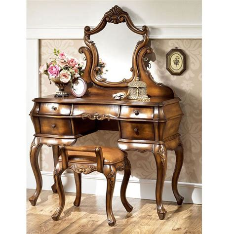 Vintage Bedroom Vanity Furniture 25 Best Antique Makeup Vanities Trending Ideas On