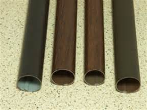 closet rods poles wardrobe bar hanger rails rod