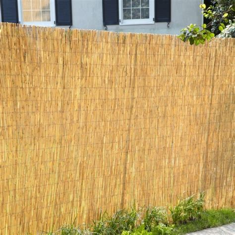 reed fencing home depot fence ideas