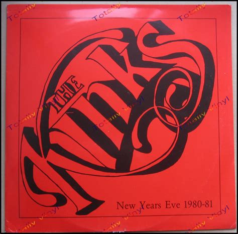 new year january 1981 totally vinyl records kinks new year s 1980 81 lp