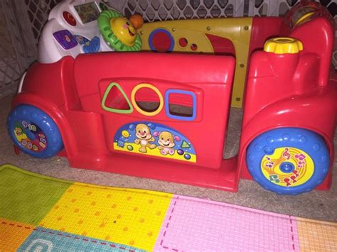 Stationary Cars 2 fisher price stationary car with baby in san jose ca