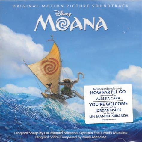 film moana with sound cd moana original film soundtrack 2016 eur 19 95