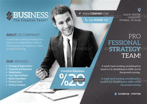 Corporate Flyer Templates corporate flyer template by grafilker graphicriver