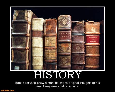 history of books history has a way of repeating itself justmeint s