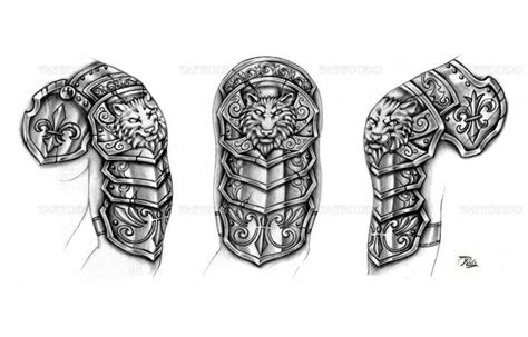 body armor tattoo designs 25 best ideas about shoulder armor on