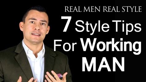 7 Tips To Do The Style On A Budget by 7 Style Tips For The Working Blue Collar Style