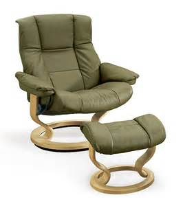 mayfair stressless 174 leather recliner by ekornes 174 scan