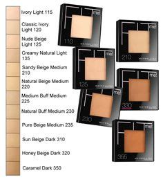 Maybelline Liquid Powder Shade Honey maybelline fit me foundation matte poreless swatches