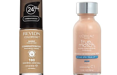 Harga Caring Colors Stay True by Revlon Colorstay Vs L Oreal True Match Ilookwar