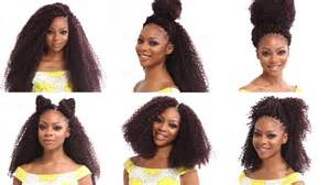 how to style xpressions hair crochet braids tutorial how to install and style x