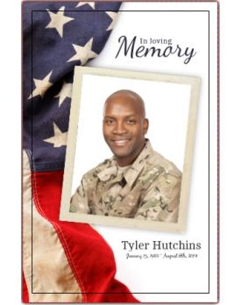 56 Best Images About Funeral Home Going On Pinterest Program Template Funeral Order Of Free Patriotic Funeral Program Template