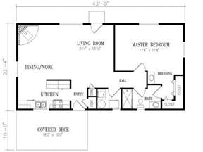 One Bedroom House Plans by 17 Best Images About 20 X 40 Plans On Pinterest House