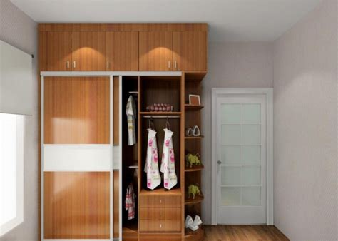 modern bedrooms interior design simple wardrobe 3d house