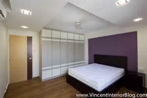 Bedroom Design Ideas For Hdb Yishun 5 Room Hdb Renovation By Interior Designer Ben Ng