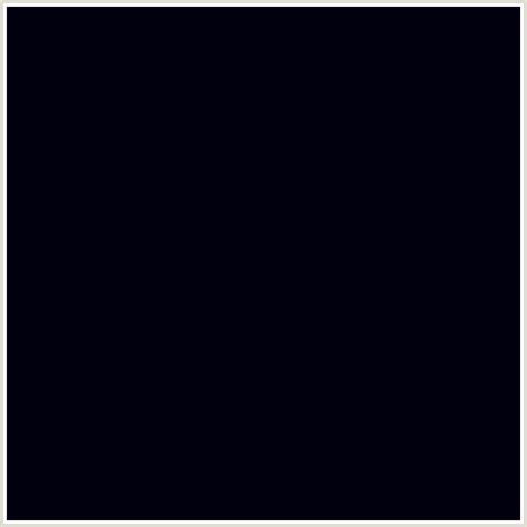 black hex color 00000e hex color rgb 0 0 14 black russian blue