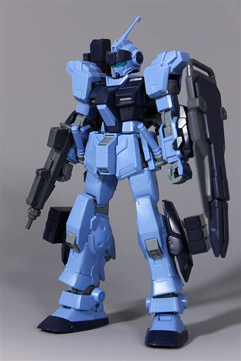 Hguc Pale Rider Ground Heavy Equipment Type hguc 1 144 rx 80pr pale rider ground heavy equipment type assembled photoreview no 36
