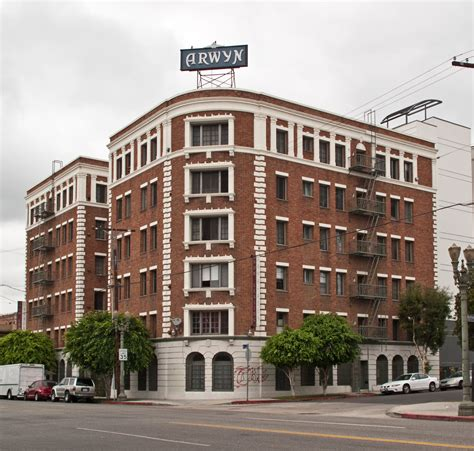 appartments in los angeles file arwyn manor apartments los angeles jpg wikimedia