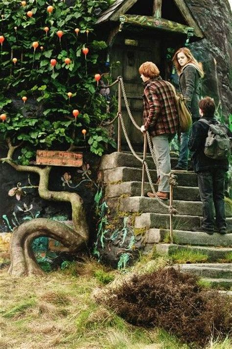 what house is luna lovegood in harry ron and hermione entering luna lovegood s house harry potter pinterest