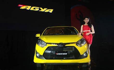Lu Led Reflektor Bumper Belakang Toyota New Agya new astra toyota agya juga dirilis ini daftar harganya autos id