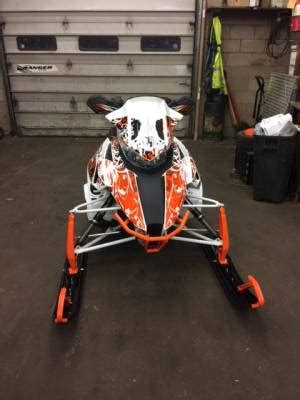 2015 Arctic Cat ZR 6000 For Sale : Used Snowmobile Classifieds