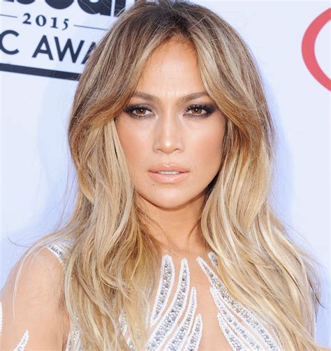 j lo hair color number blonde vs brunette these stars prove hair color can