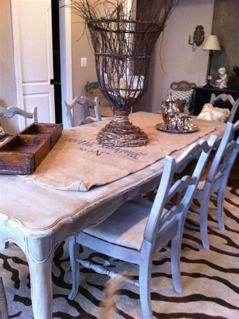 casual dining room french country inspired