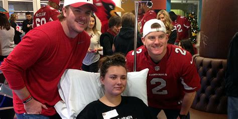 Pch Drawing Dates 2015 - arizona cardinals players visit phoenix children s hospital