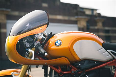 Mini Motorrad Orange by Bike Biz Bmw Rninet Cafe Racer R90 Bmw Motorrad Orange