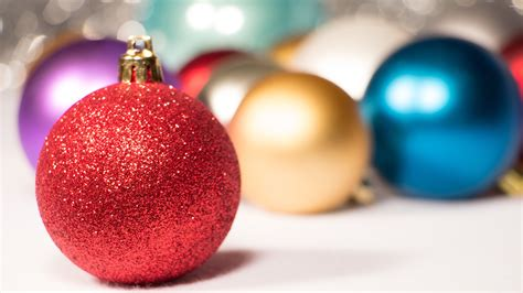 Colorful Baubles by Colorful Baubles Wallpaper Wallpapers