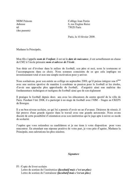 Lettre Motivation Ecole De Foot Le Sch 233 Ma De Construction D Une Lettre De Motivations Emplois Pros