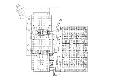 research center floor plan edward porter neuroscience research center phase ii