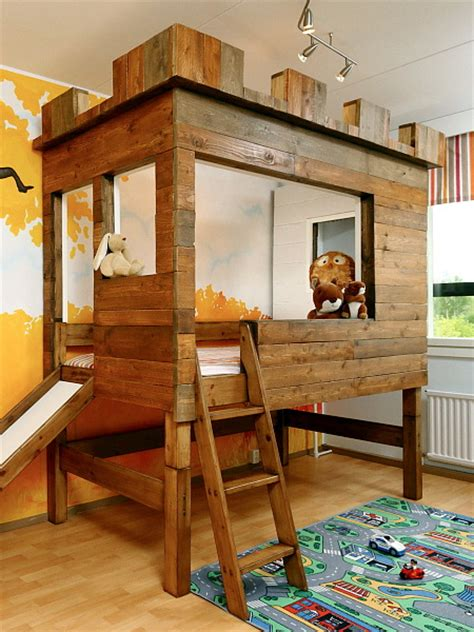 kids bedroom treehouse a charming bedroom inspired by calvin hobbes for a