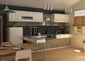Design Kitchen For Small Space Modern Kitchen Cabinet Designs For Small Spaces