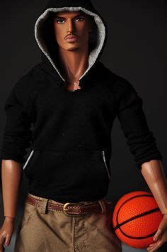 black ken doll name friends on basics and