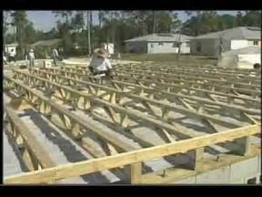 Engineered Wood Flooring Basement - what is a raised wood floor foundation youtube