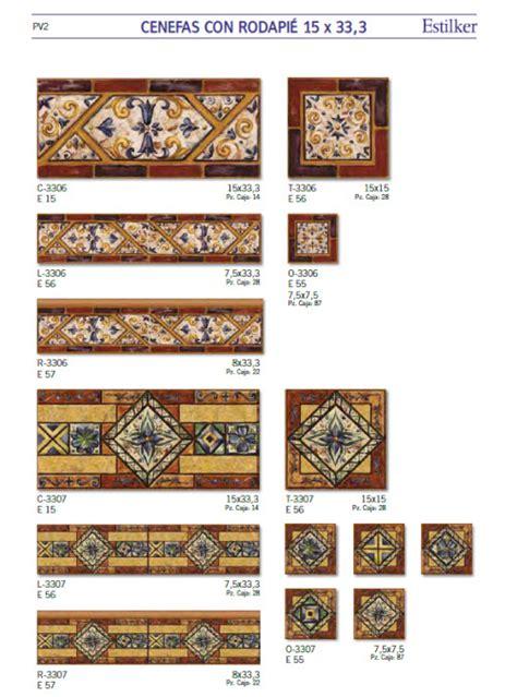 cenefas gres estilker azulejos argumanez azulejos pavimentos