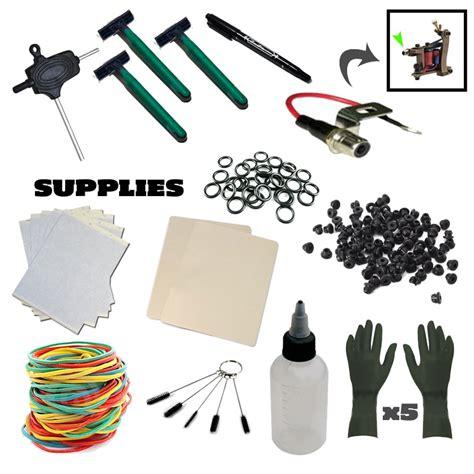 tattoo supplies and equipment aiea hi the hildbrandt advanced tattoo kit system
