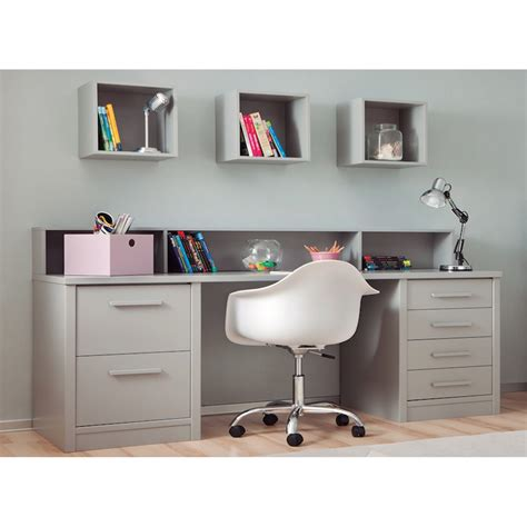 bureau etagere enfant bureau junior moderne et fonctionnel sign 233 asoral