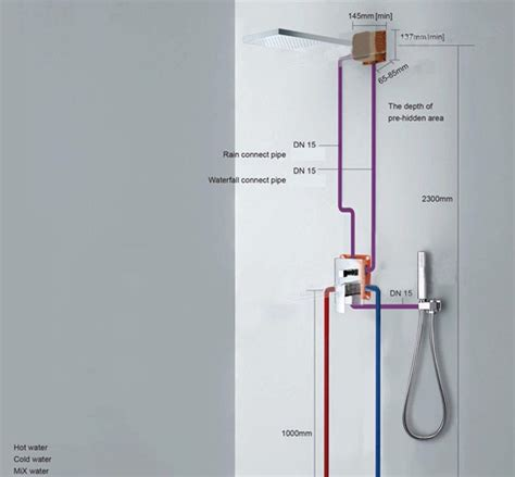how to install shower head in bathtub how to install shower head in bathtub 28 images