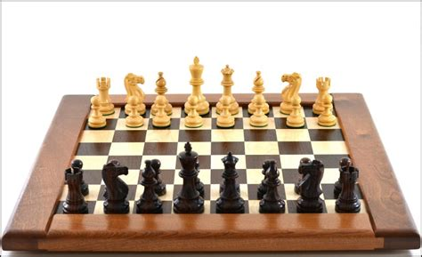 Handmade Chess - handmade wooden chess set signed by david levy