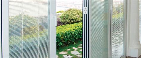 French Patio Doors With Blinds Built In Spotlats Patio Doors With Blinds Built In